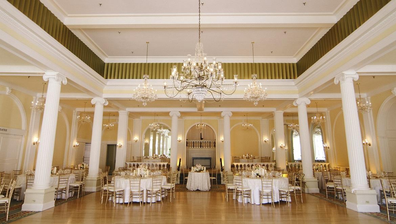 Hot Springs Virginia Wedding Venues