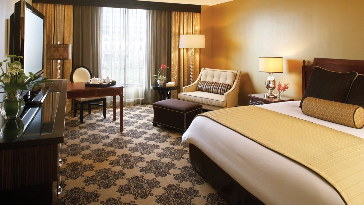 Luxury Hotel Suites In Houston Omni