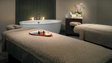 Mokara Spa Couples Massage Room