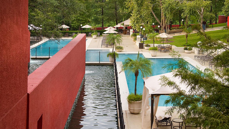 Swimming Pools Houston Omni Houston Hotel