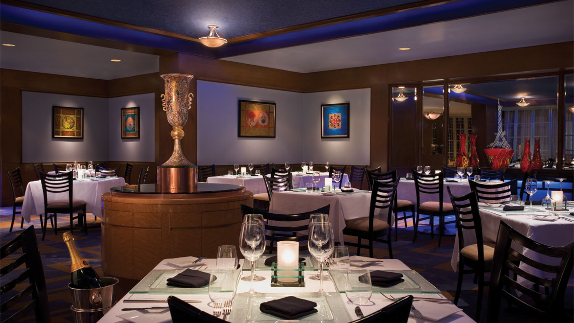 Houston restaurants fine dining at omni hotel
