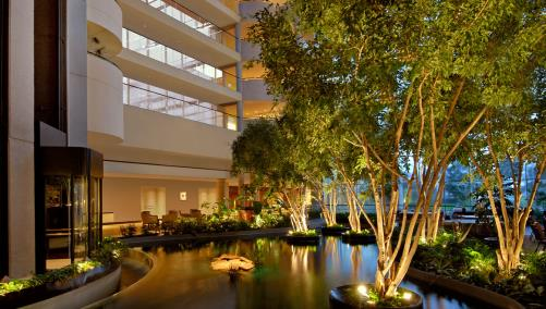 Houston Westside lobby