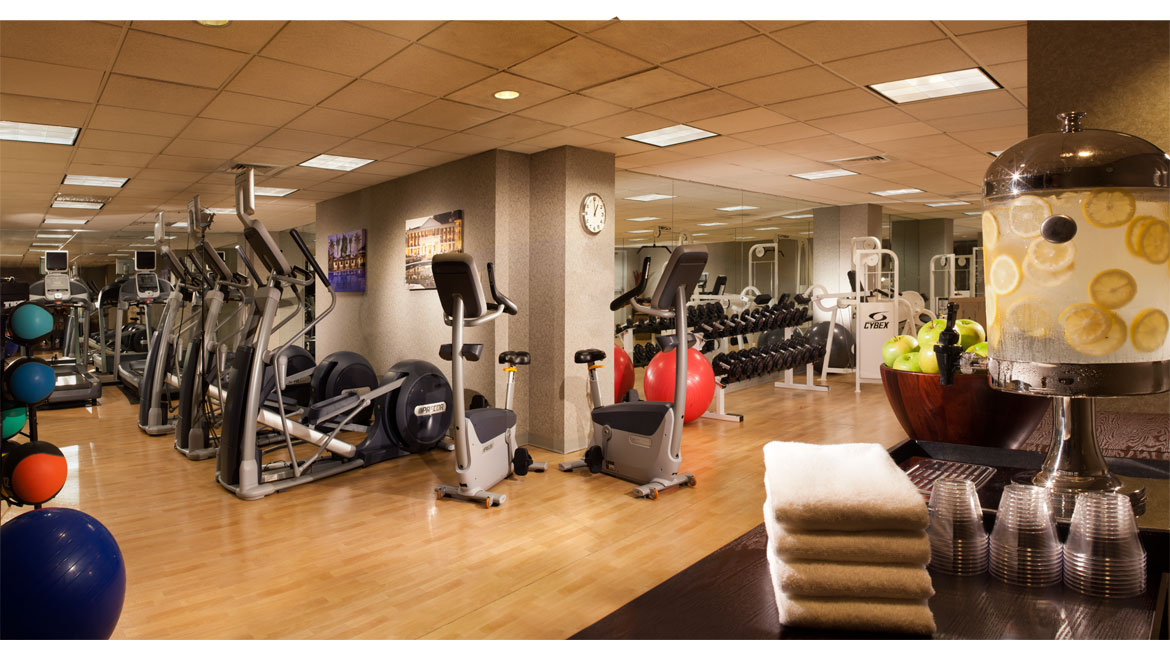 New Haven fitness center