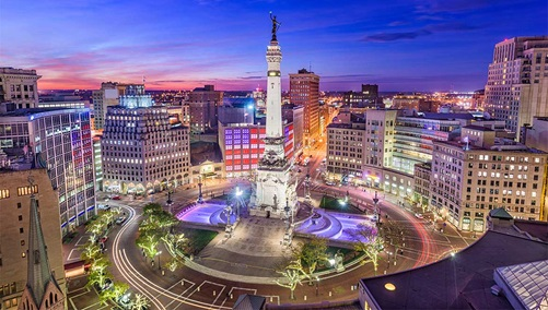 48 Hours In Indianapolis