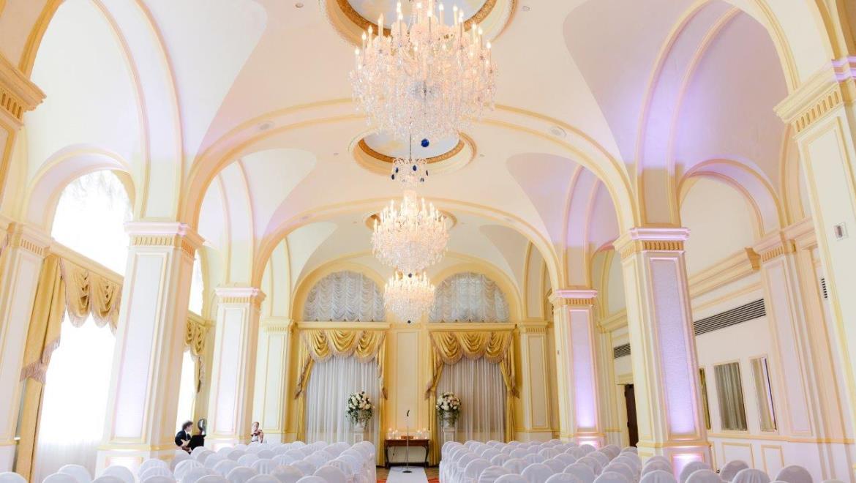 Indianapolis Wedding Venues | Omni Severin Hotel