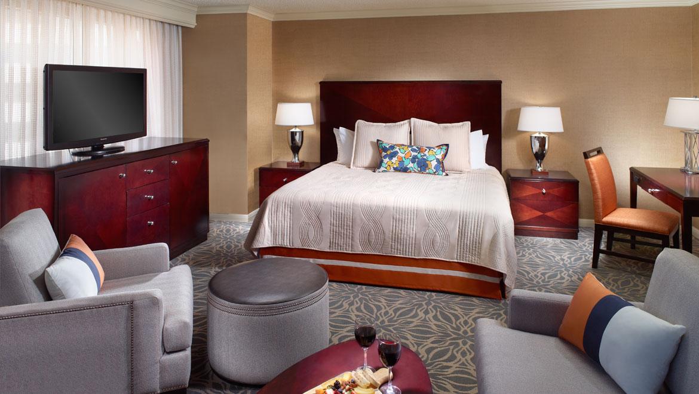 Hotel Suites In Jacksonville FL | Omni Jacksonville Hotel