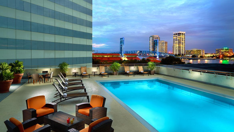 Jacksonville Pool Omni Jacksonville Hotel