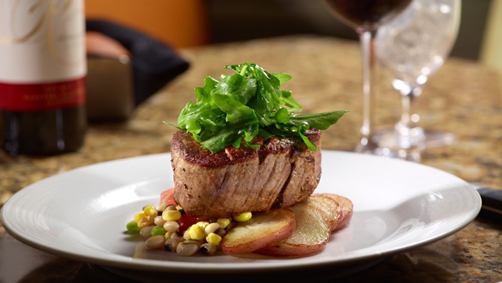 Juliette's Bistro filet