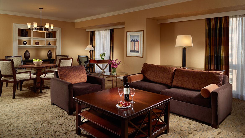 Suites In Los Angeles Omni Los Angeles Hotel Suites