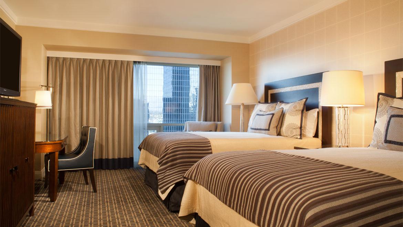 Suites in los angeles omni los angeles hotel suites - Bedroom furniture in los angeles ...