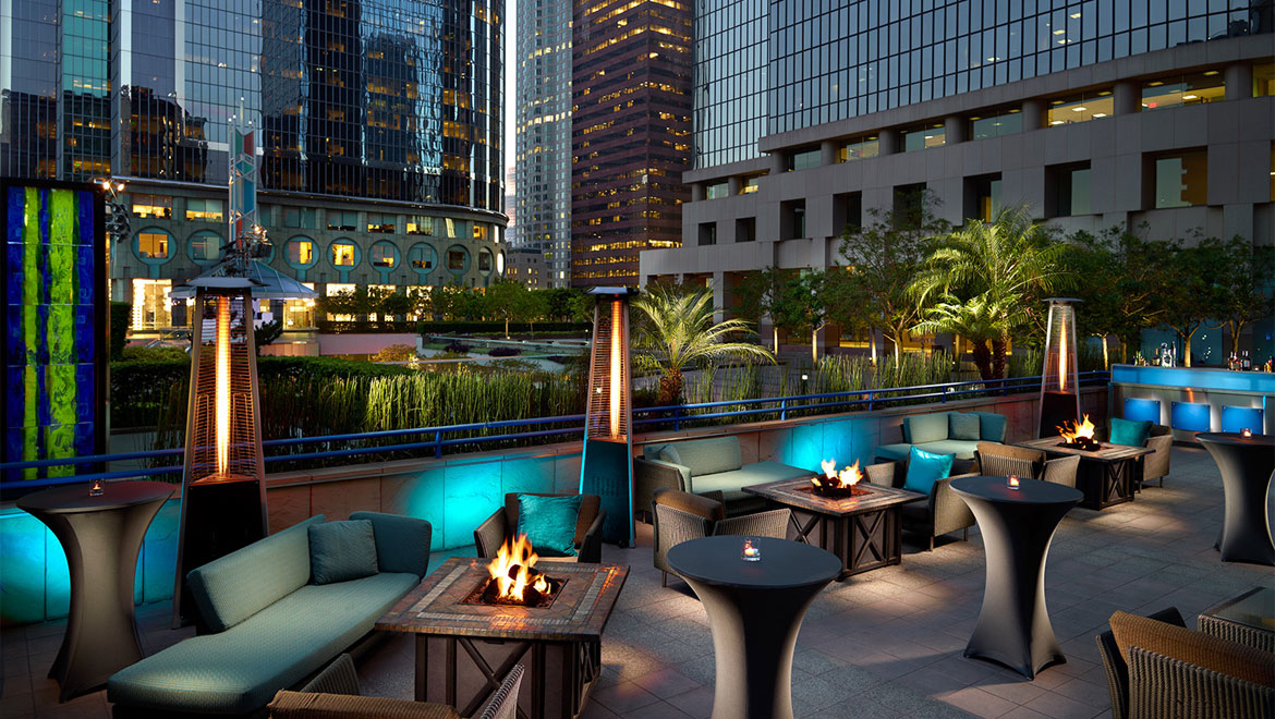 Noe Outdoor Seating