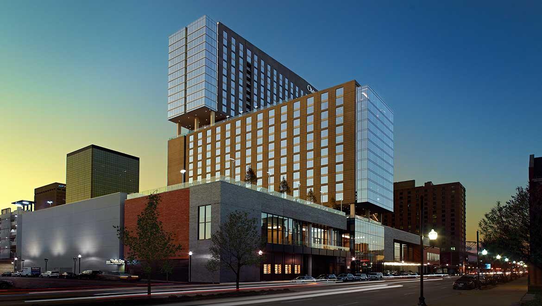 Hotel in Louisville| Omni Louisville Hotel