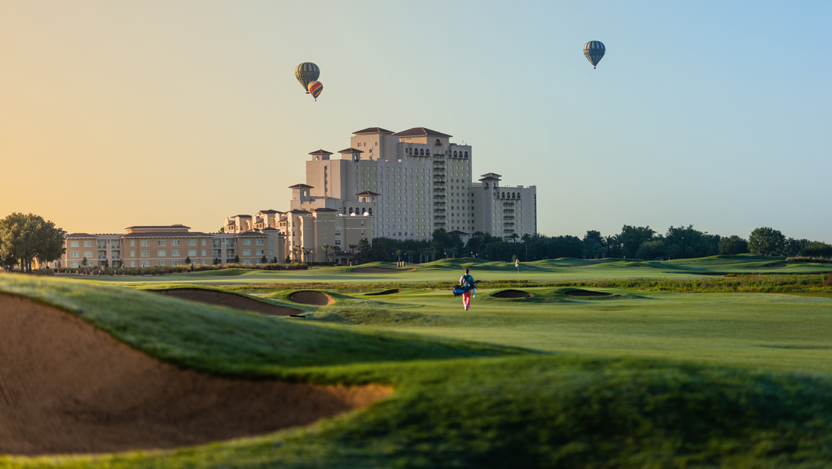 Omni Orlando Resort and International Golf Course