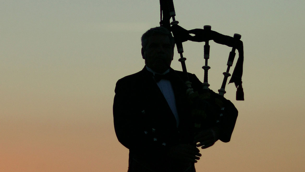 Bag piper in Orlando