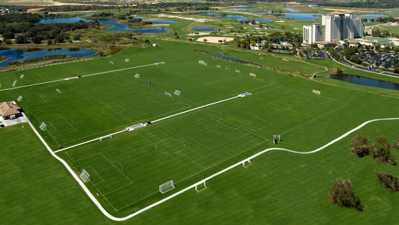 Soccer Fields In Orlando