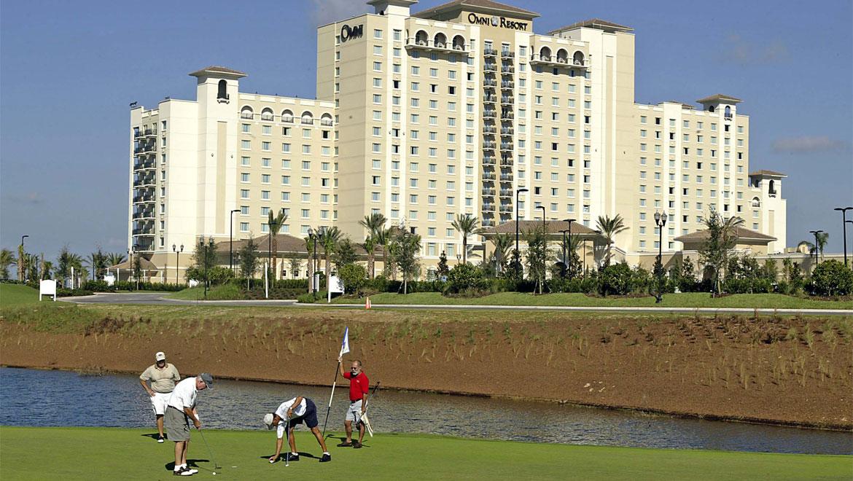Golf Resort Destinations Omni Hotels Amp Resorts