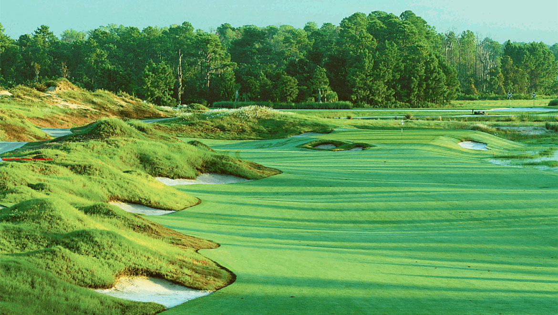 Golf Courses In Orlando National Course Omni Resort