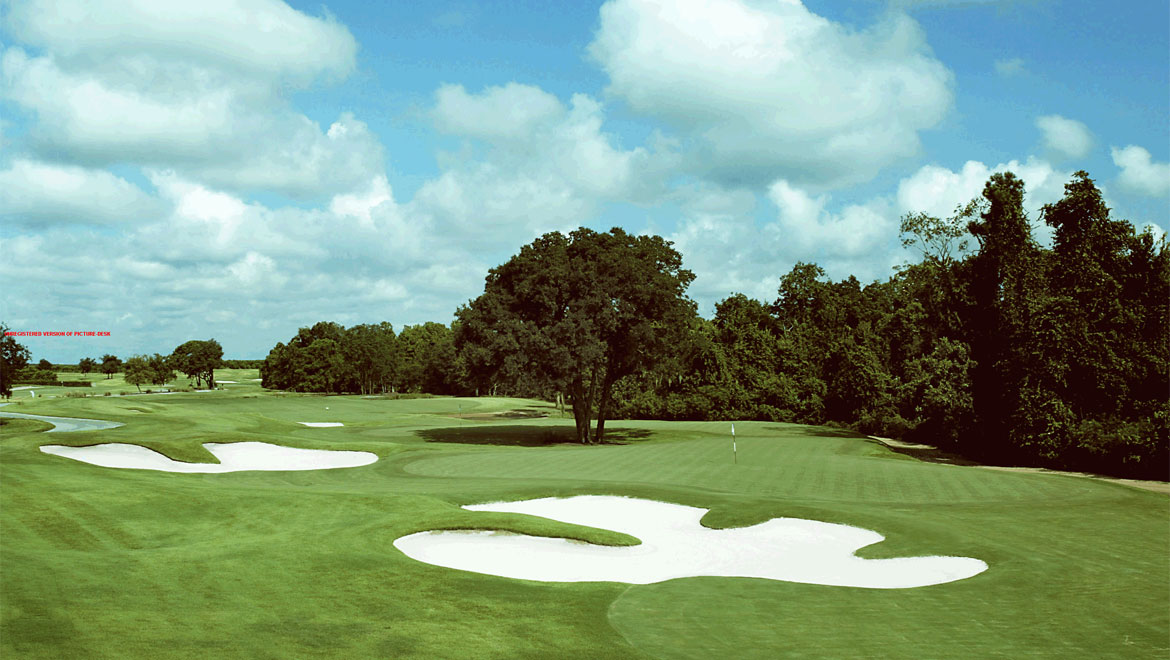 Championsgate golf course in Orlando