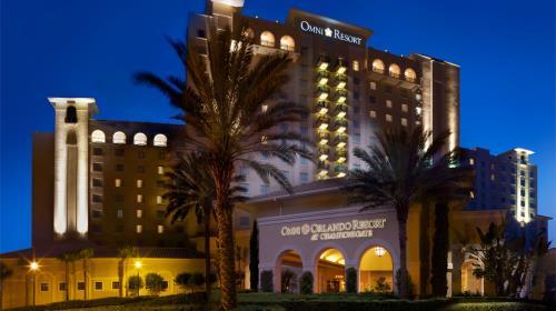 Orlando Weddings And Receptions Omni Orlando Resort At Championsgate