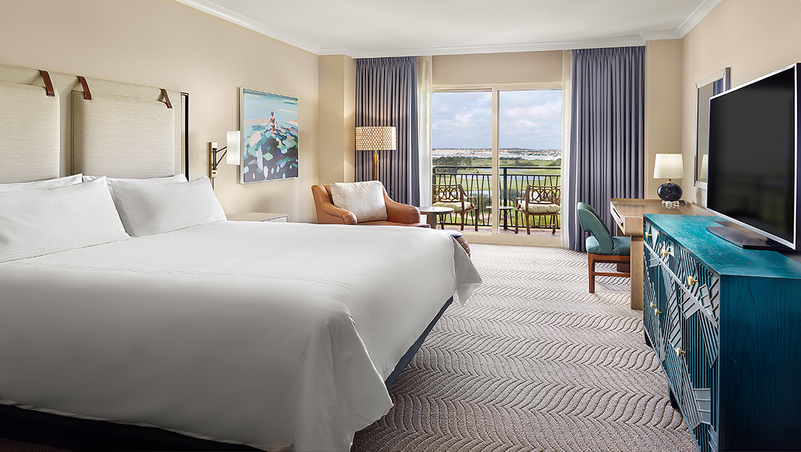 Suites in orlando omni orlando resort at championsgate for Hotel the balcony