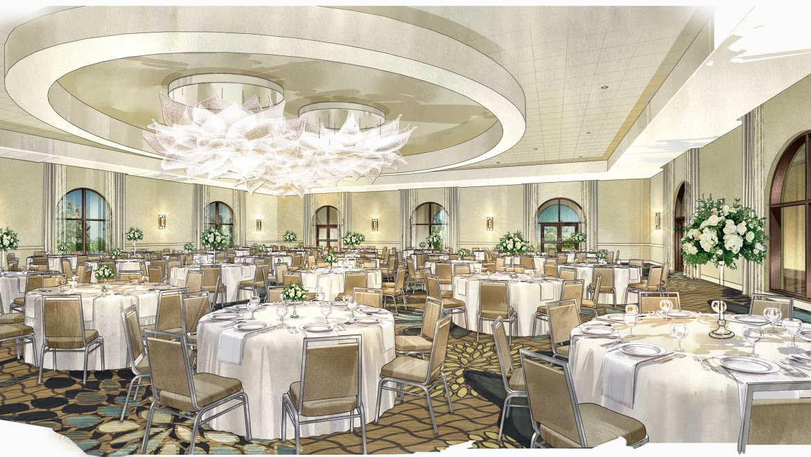 Omni ChampionsGate Great Room Rendering