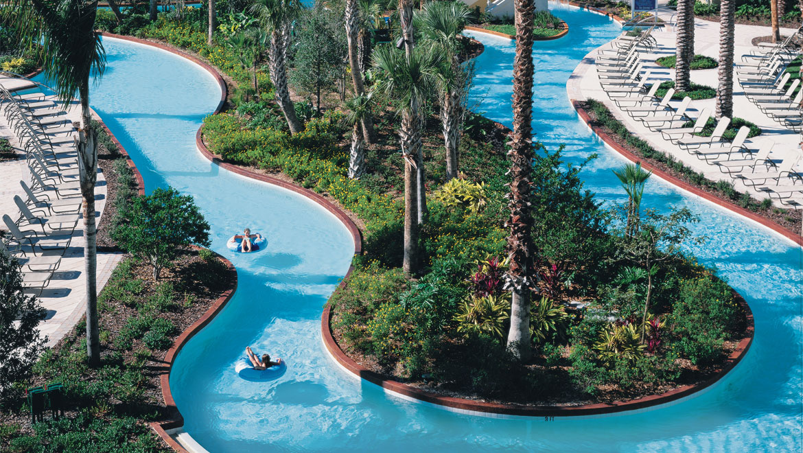 Hotel With Lazy River In Orlando Omni Orlando Resort
