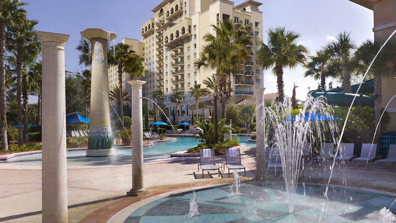 The Spa At Omni Orlando Resort At Championsgate