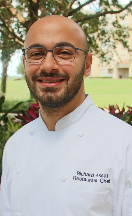 Chef Richard Assaf