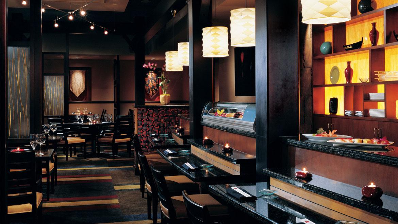 Zen Restaurant At Championsgate