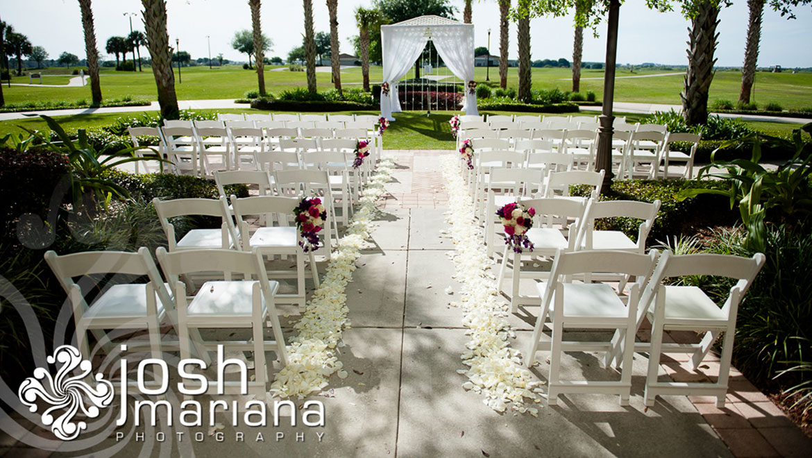 Say I Do At The Golf Course Commons