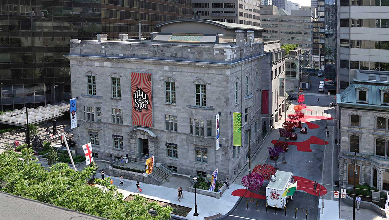 Hotel Omni Montreal Restaurant