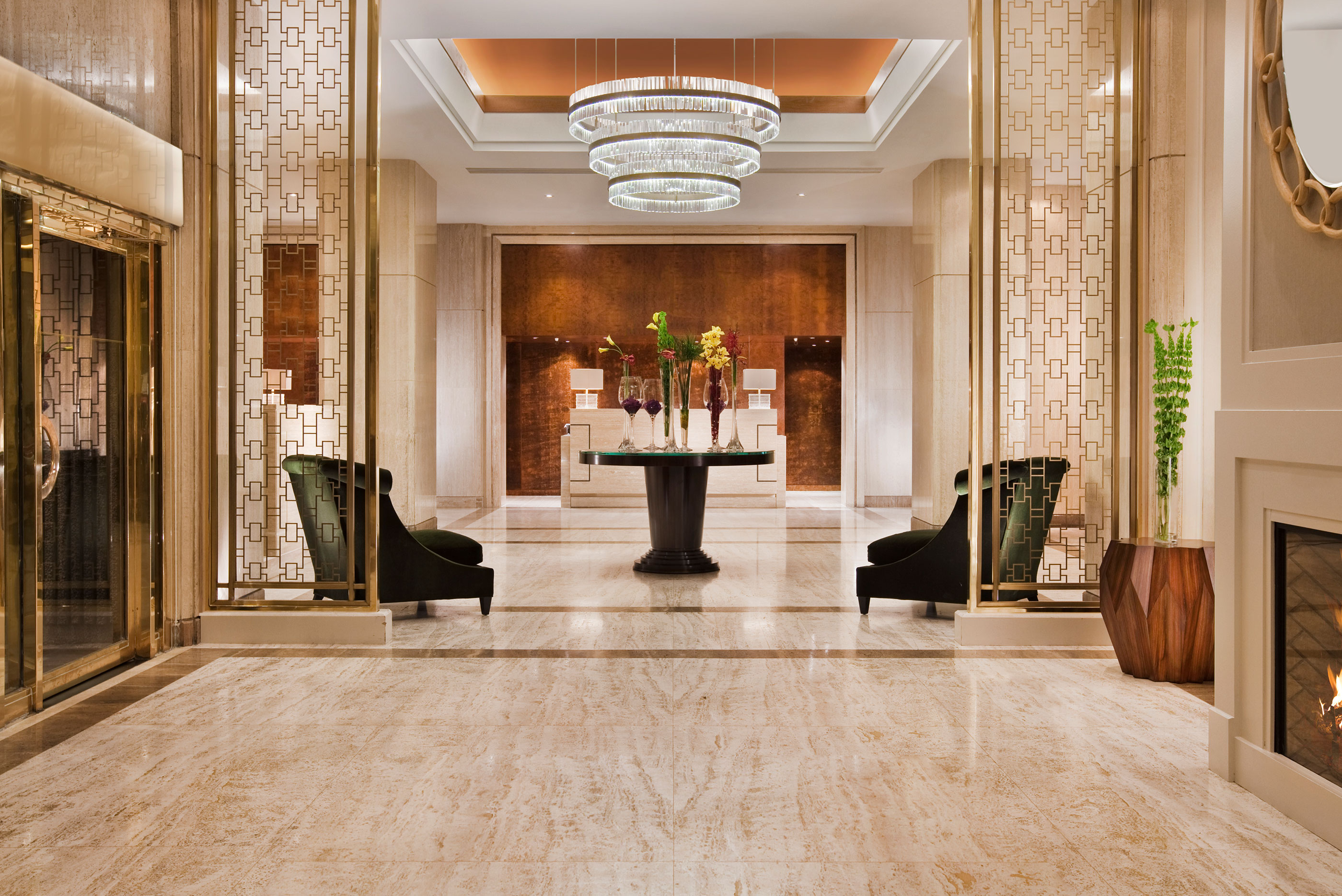 Downtown Montreal Hotels Hotel Omni Mont Royal