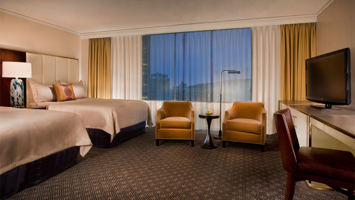 Montreal Accommodations Guest Rooms Omni Mont Royal