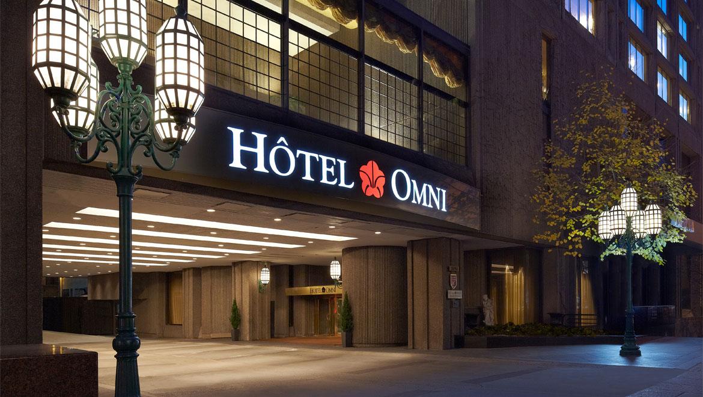 Hotel Omni Royal Montreal