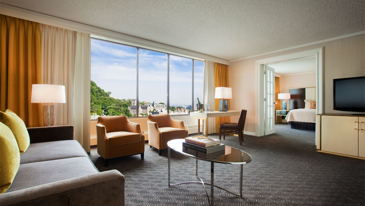 Downtown Montreal Guest Rooms Amp Suites Hotel Omni Mont Royal