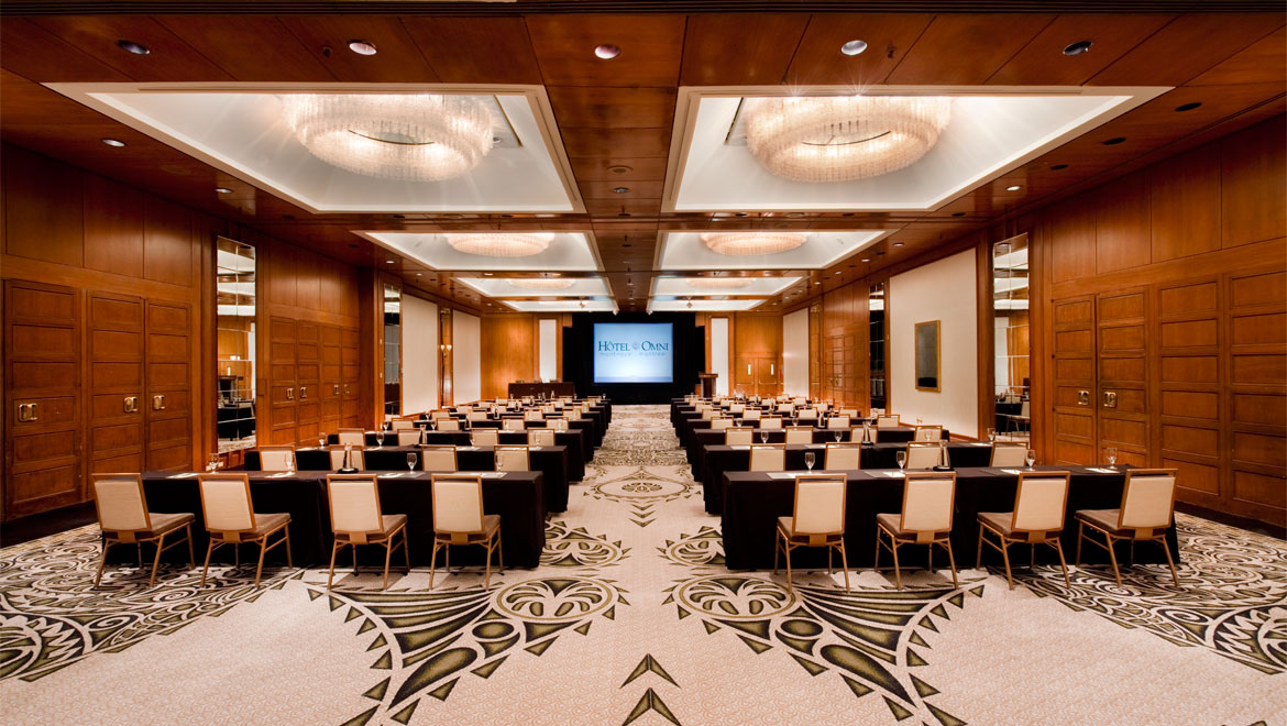 Chic Conference Rooms