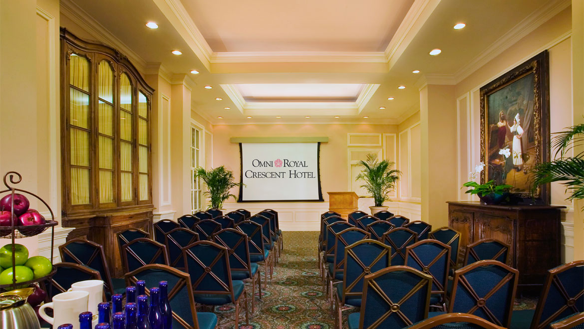 Venues in New Orleans   Omni Royal Crescent Hotel
