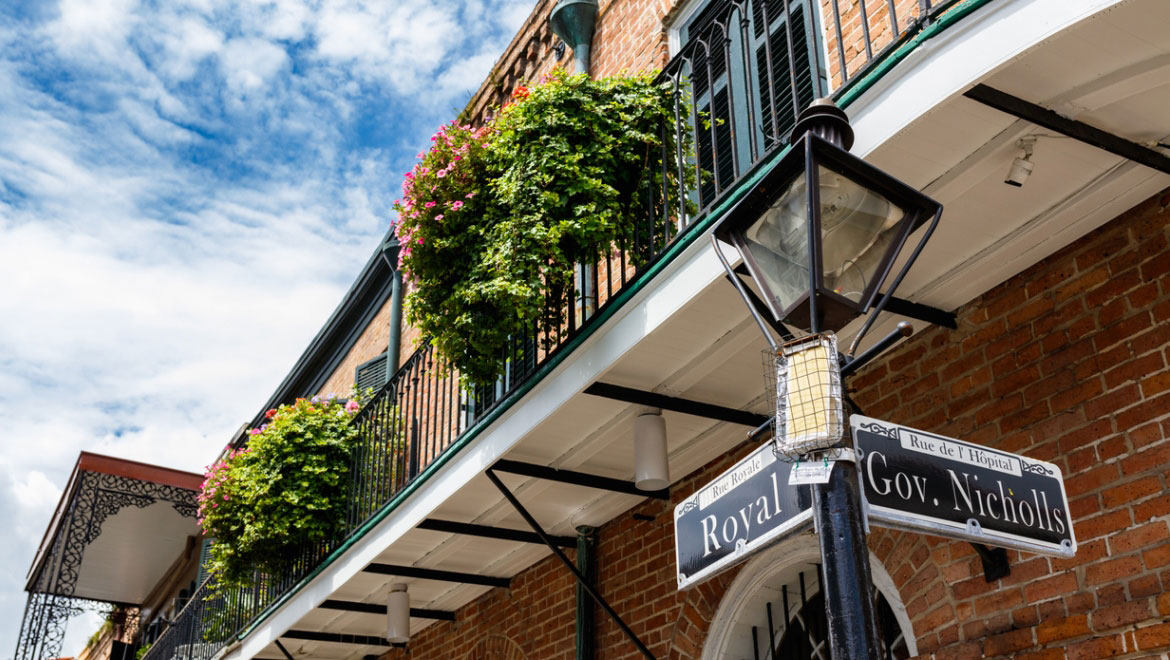 Heritage House Hotel New Orleans