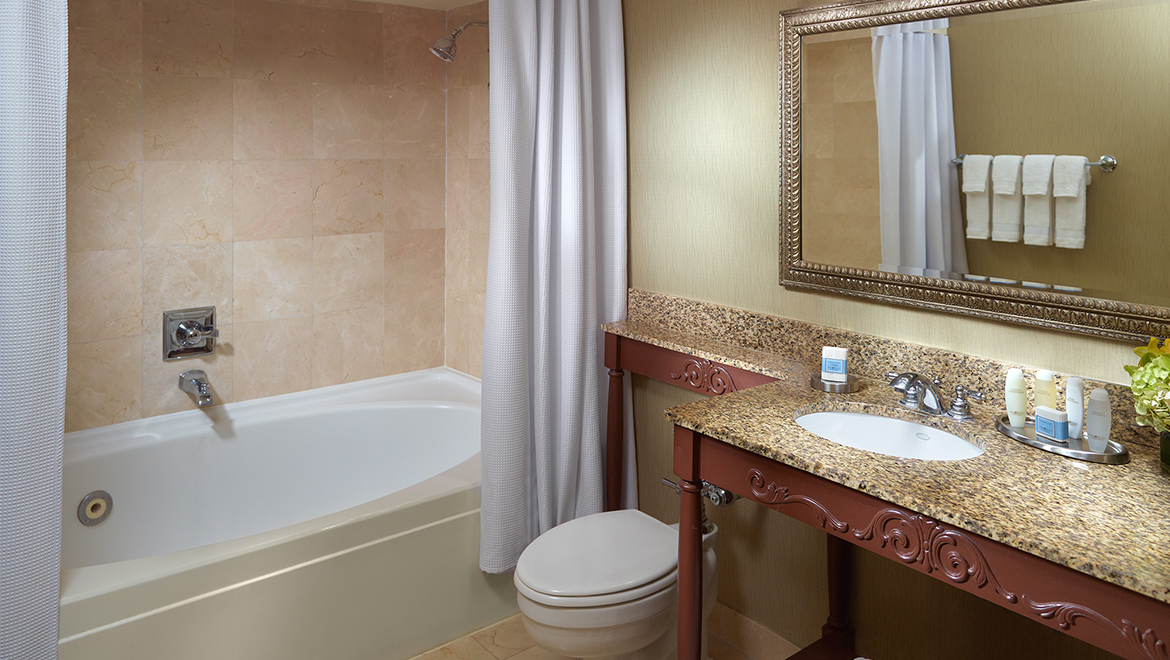 King Room with Jetted Tub