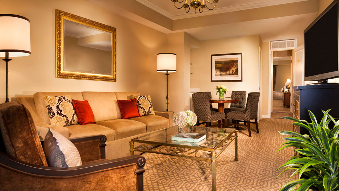New Orleans Suite at Omni Royal Orleans
