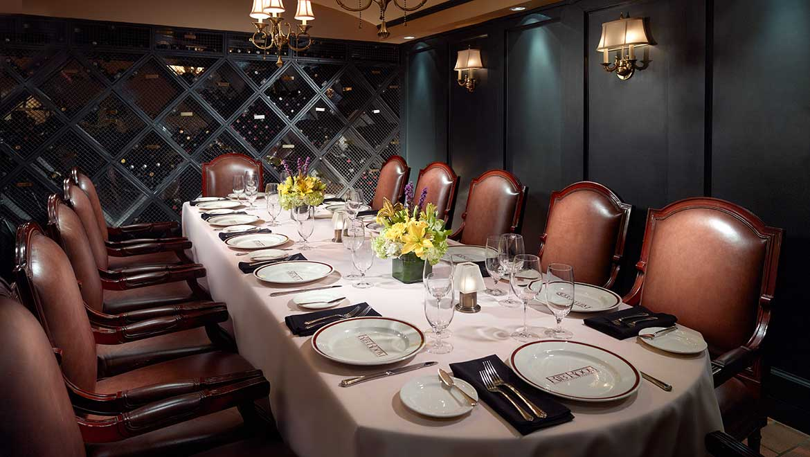 Hotels With Private Dining Rooms New Orleans
