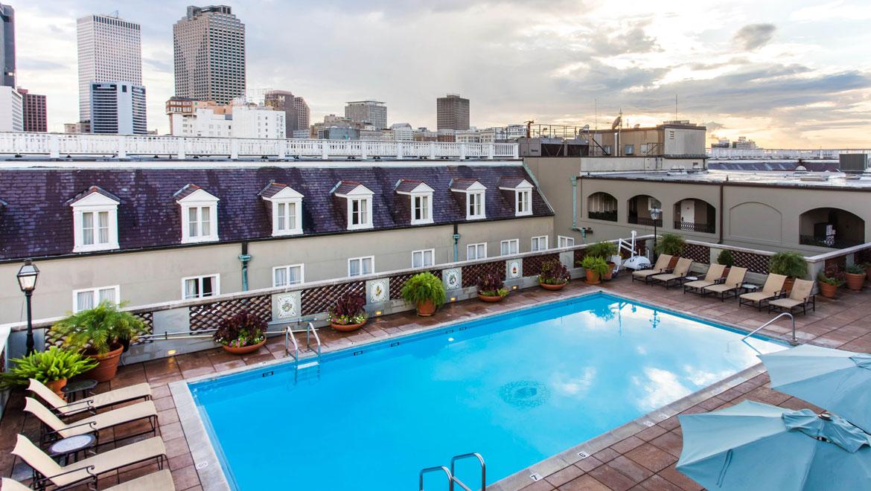 New Orleans Wellness Hotel Omni Royal Orleans