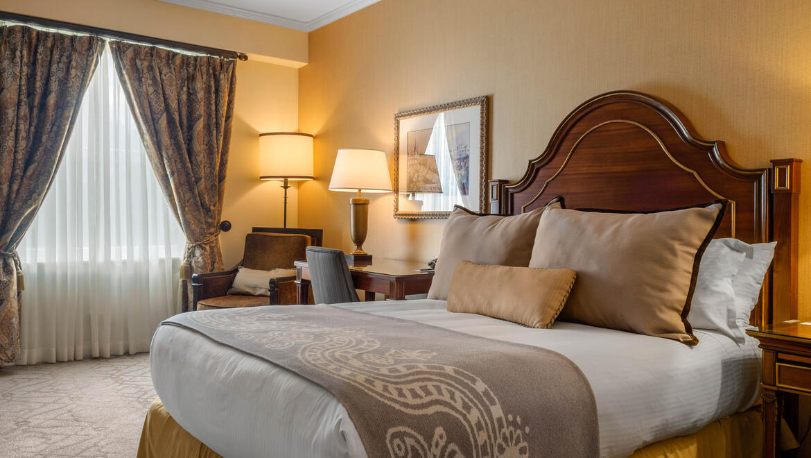 New Orleans Accommodations - Deluxe Room