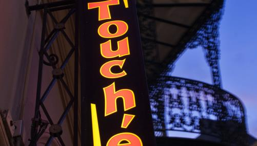 Touche' Bar in New Orleans
