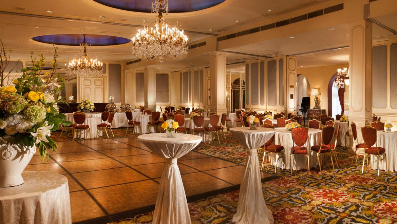 New Orleans Wedding Omni Royal