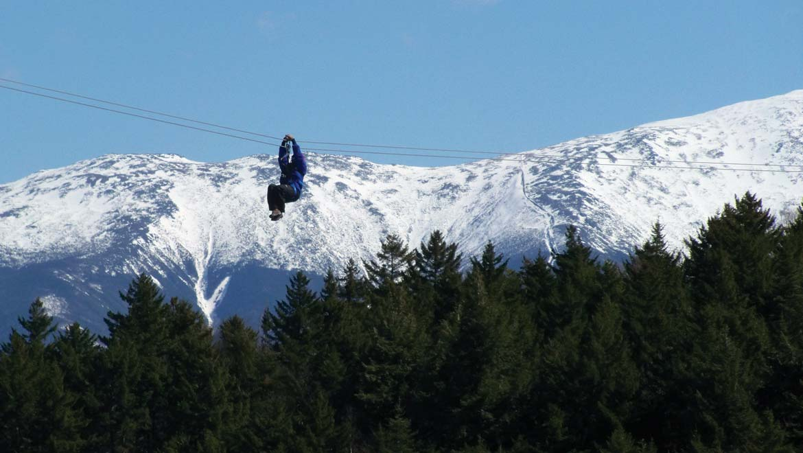 Bretton Woods Zip Line