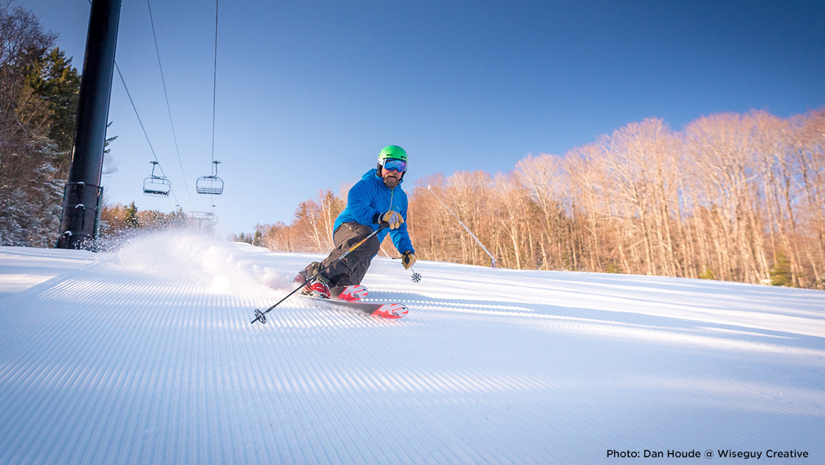 Bretton Woods is home to the best grooming in the East