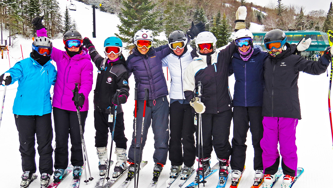 Club or corporate ski groups at Bretton Woods