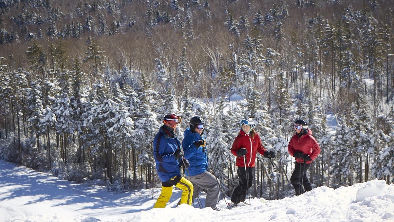 Bretton Woods ski review, staying at Mount Washington ...