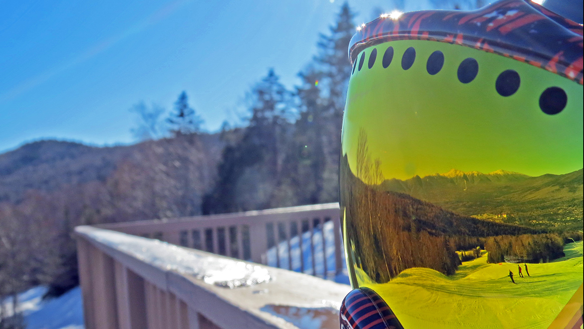Award winning conditions at Bretton Woods